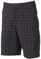 Men's FILA SPORT GOLF® Pine Valley Classic-Fit Plaid Shorts