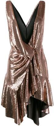Philosophy di Lorenzo Serafini Sleeveless Asymmetric Dress