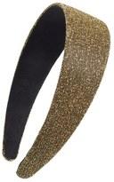 Tasha Metallic Shimmer Wide Headband