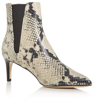 Joie Women's Ralti Pointed Toe High-Heel Booties