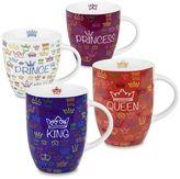 Konitz Royal Family 4-pc. Assorted Coffee Mug Set