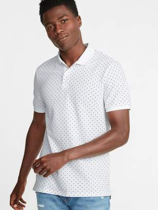 Old Navy Moisture-Wicking Printed Pro Polo for Men