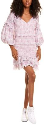 LoveShackFancy Ensley Mini Dress