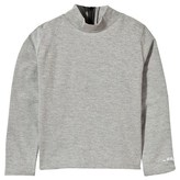 The BRAND Grey Turtleneck Top