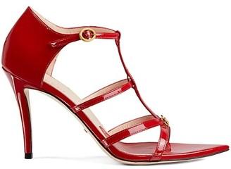 Gucci Jerry High-Heel Sandals