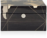 Ercolano Columbus Wooden Jewelry Box