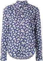 Polo Ralph Lauren floral shirt - women - Cotton - 8