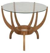 Oswald Haerdtl Walnut Side Table