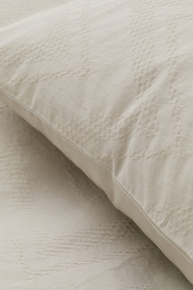H&M Jacquard-weave Duvet Cover Set