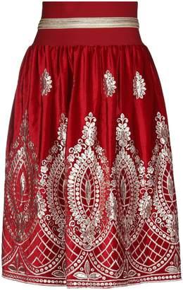 Lm Lulu Knee length skirts - Item 35416304DB