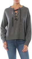 Rails Olivia Tie Front Sweater