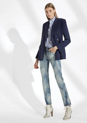 Ralph Lauren Bleached 160 Slim Jean