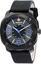 Wenger Men's 01.1051.105 Escort Analog Display Swiss Quartz Watch