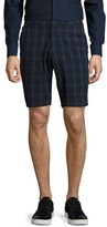 Toscano Printed Cotton Shorts