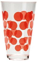 Zak Designs zak! designs Dot Dot Tumbler Red, 30cl