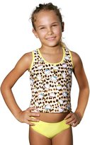 Hello Kitty Racerback Tankini - Little Girl