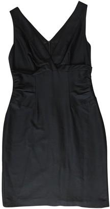 Jigsaw Black Wool Dress for Women