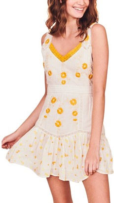 LoveShackFancy Channing Dress