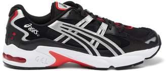 Asics Gel Kayano 5 Og Leather Trainers - Mens - Black Multi