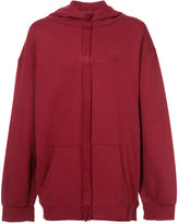 Yang Li embroidered hoodie