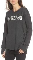 Pam & Gela Women's Dream Side Tie Sweater