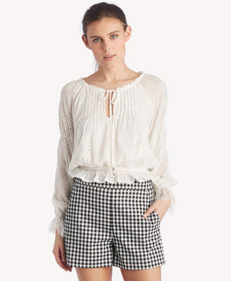 Astr Women's Lennon Top In Color: White Size Medium From Sole Society