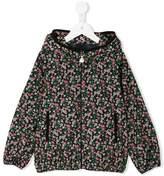 Moncler floral print jacket