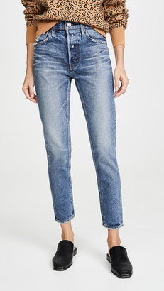 Moussy Moskee Tapered-HI Jeans