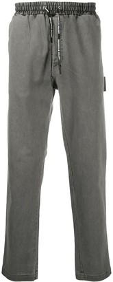 United Standard Elastic Waistband Jeans