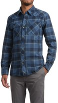 Outdoor Research Feedback Flannel Shirt - Long Sleeve (For Men)