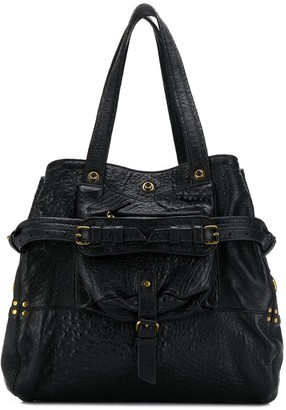 Jerome Dreyfuss buckle detail tote