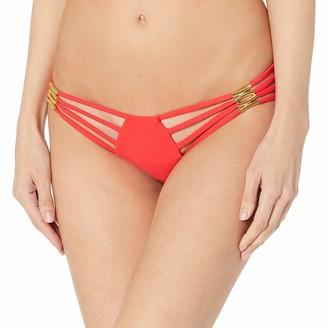 Sauvage Women's Diva Strappy Bikini Bottom