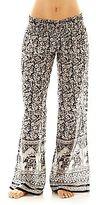 Raviya Print Cover-Up Pants