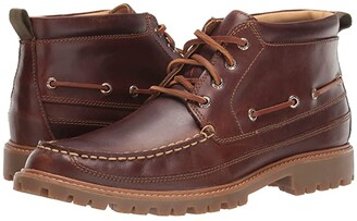 Sperry Gold Cup A/O Lug Chukka (Tan) Men's Boots