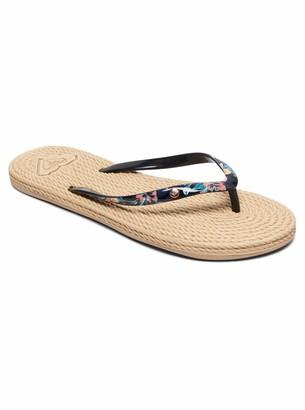 Roxy Women's South Beach Beach & Pool Shoes (Black 3 Bk3) 8 UK