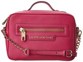Juicy Couture Sophia Luggage Mini Satchel (Cashmere Rose) - Bags and Luggage