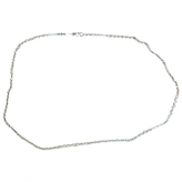 Hermes Silver Silver Necklace
