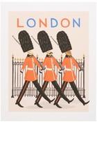 Rifle Paper Co. Bon Voyage London Art Print
