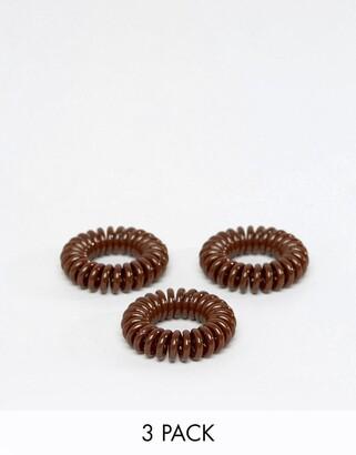 invisibobble Original Hair Tie - Pretzel Brown