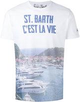 MC2 Saint Barth Toujours T-shirt - men - Cotton - L