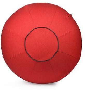 Ball Chair Bintiva Seat Color: Crimson