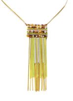 Amrita Singh Sunny Fringe Choker Necklace