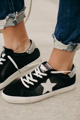 Vintage Havana Jenna Sneakers - Black Snake