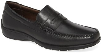 Johnston & Murphy Crawford Penny Loafer