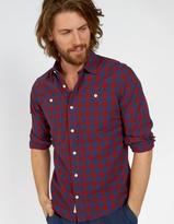 Fat Face Classic Fit Sterndale Gingham Check Shirt