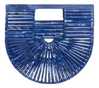 Cult Gaia Acrylic Ark Blue Plastic Clutch bags