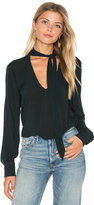 Bella Dahl Neck Tie Shirt