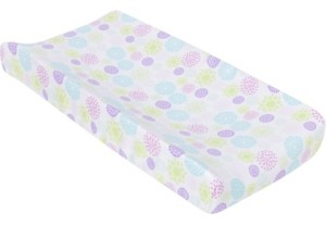 Miracle Baby Boys and Girls Muslin Changing Pad Cover