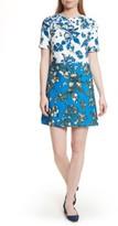 Ted Baker Women's Colorblock Floral Shift Dress