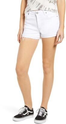STS Blue Molly High Waist Cutoff Denim Shorts